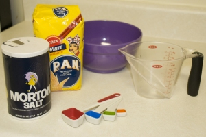 Basic Ingredients and Utensils