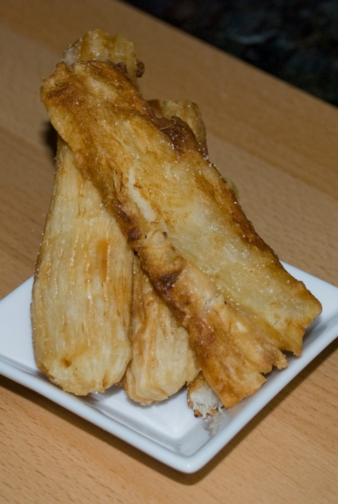 Yuca Frita | Fried Yuca