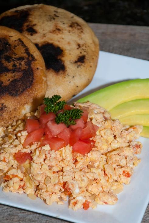 Perico | Venezuelan Scrambled Eggs