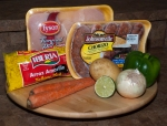 Arroz Con Pollo Ingredients