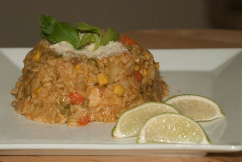 Arroz con Pollo | Venezuelan Rice And Chicken